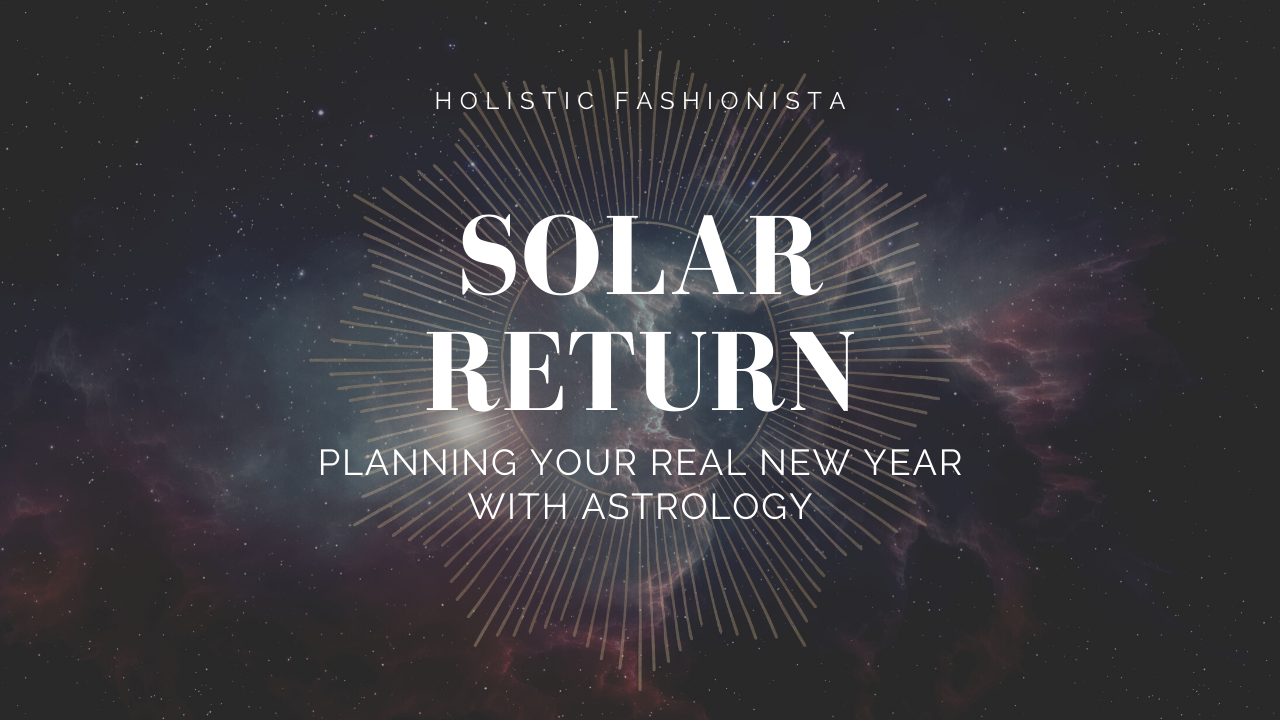 The Solar Return Workshop